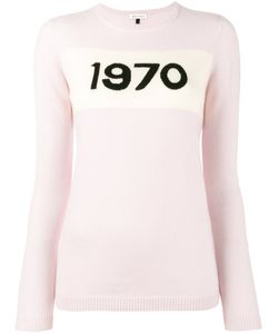 Bella Freud   1970 Intarsia Sweater Size Large