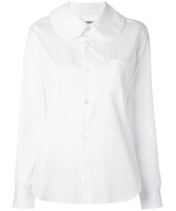 Comme Des Garcons | Comme Des Garçons Club Collar Shirt Size 40