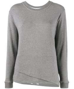 Lot 78   Lot78 Double Hem Sweater Xs Modal/Polyamide/Spandex/Elastane/Cashmere