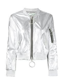 OFF-WHITE | Zipped Jacket S