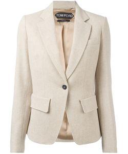 Tom Ford | Single-Button Blazer Size