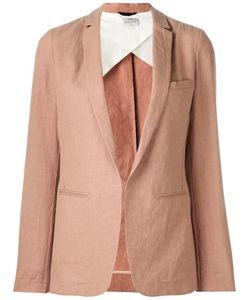 Forte Forte | Welt Pockets Blazer 0 Cotton/Linen/Flax