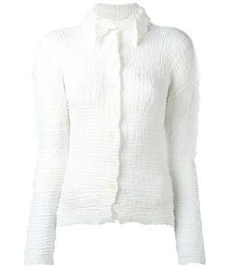 ISSEY MIYAKE VINTAGE | Pleated Shirt Size Medium