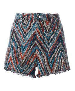 Iro   Embellished Shorts Size