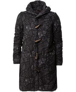 ANREALAGE | Printed Hooded Coat