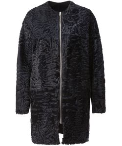 32 PARADIS SPRUNG FRERES   Reversible Fur Coat