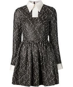 MINJUKIM | Твидовое Платье-Рубашка