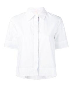 Miahatami | Short Sleeve Button-Up Shirt