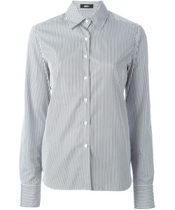 BEST+ | Полосатая Рубашка В Стиле Casual