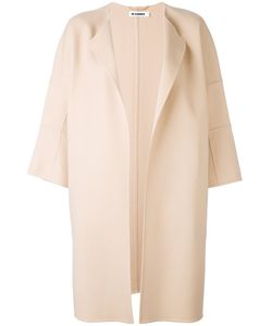 Jil Sander | Oversized Coat 42