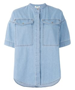 Kenzo | Рубашка Мешковатого Кроя