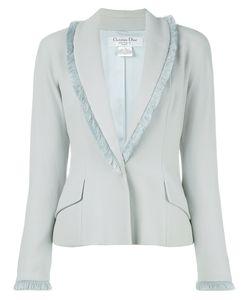 Christian Dior Vintage | Fringe Trim Bolero Jacket 38