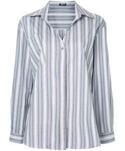 Jil Sander Navy | Striped Shirt Women