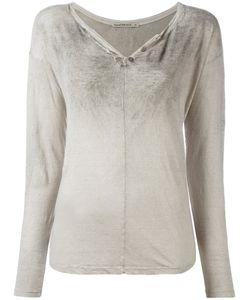 Transit | Button Collar T-Shirt Size 3