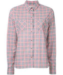 Maison Kitsune | Maison Kitsuné Vichy Shirt 36