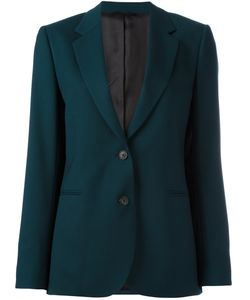 Paul Smith | Button Blazer 48 Wool/Cupro