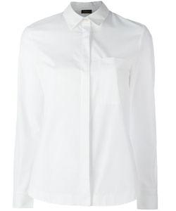 Les Copains   Plain Shirt 40 Cotton