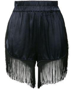 Ganni | Fringed Shorts M