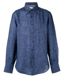 Brunello Cucinelli   Stripe Shirt Size Medium