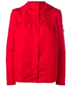 Moncler Gamme Rouge | Hooded Rain Jacket Size 2