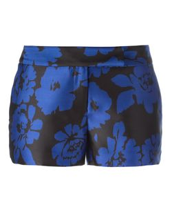 Milly | Slouch Shorts 6 Polyester