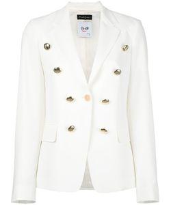 ROSSELLA JARDINI   Buttoned Blazer 44 Triacetate/Polyester/Acetate/Viscose