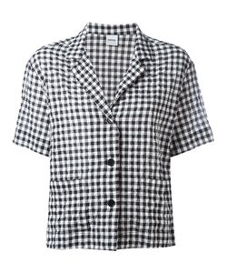 Aspesi | Checked Shortsleeved Shirt 42