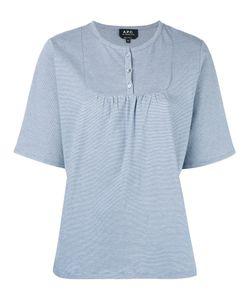 A.P.C. | A.P.C. Bib Short Sleeve T-Shirt