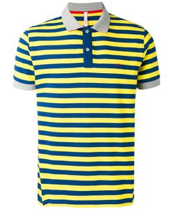 Sun 68 | Striped Polo Shirt