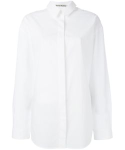 Acne Studios | Concealed Fastening Shirt Size 38