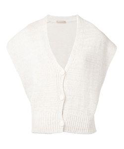 Nehera | Sleeveless Cardigan Size Large