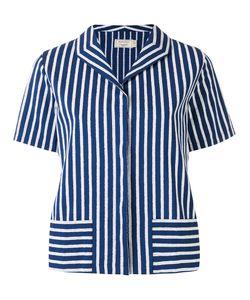 Maison Kitsune | Maison Kitsuné Simone Patched Pocket Shirt