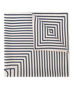 Toteme | Striped Scarf