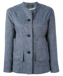 Isabel Marant | Collarless Buttoned Jacket Size 40