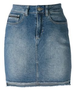 Calvin Klein Jeans | High-Waisted Denim Skirt Size 27