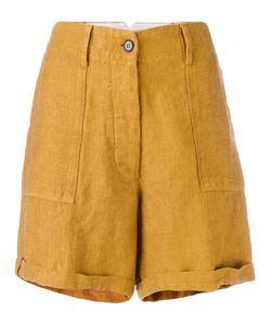 Forte Forte | High-Rise Tailored Shorts