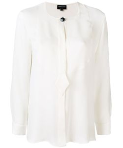 Giorgio Armani | Рубашка Без Воротника
