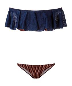 Gig | Round Neck Bikini Set P Lurex/Polyamide