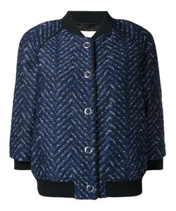3.1 Phillip Lim | Three-Quarter Sleeve Bomber Jacket 2