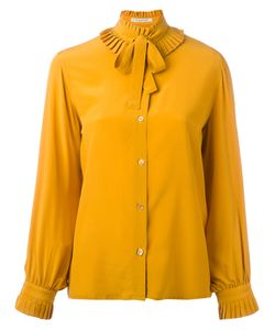 GUY LAROCHE VINTAGE | Pussybow Blouse 38