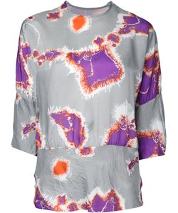 Theatre Products | Three-Quarter Sleeve Blouse Cupro