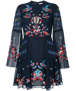 TANYA TAYLOR | Cross Stitched Izzy Dress Women