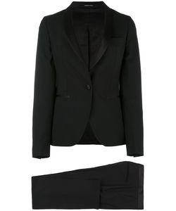 Tagliatore | Slim Shawl Collar Suit