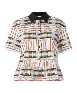 I'm Isola Marras   Printed Shortsleeved Shirt Size 44