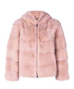 Manzoni 24 | Hooded Jacket