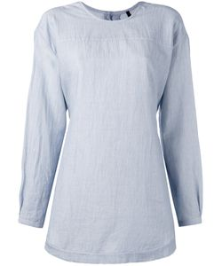 Sara Lanzi | Back Button Shirt