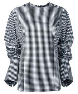 LE CIEL BLEU | Рубашка В Клетку Гингем