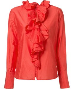 TOME | Ruffled Blouse 4