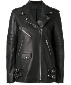 Alexander Wang | Biker Jacket 0 Calf Leather/Polyester