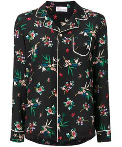 Red Valentino | Wallpaper Flower Pyjama Shirt